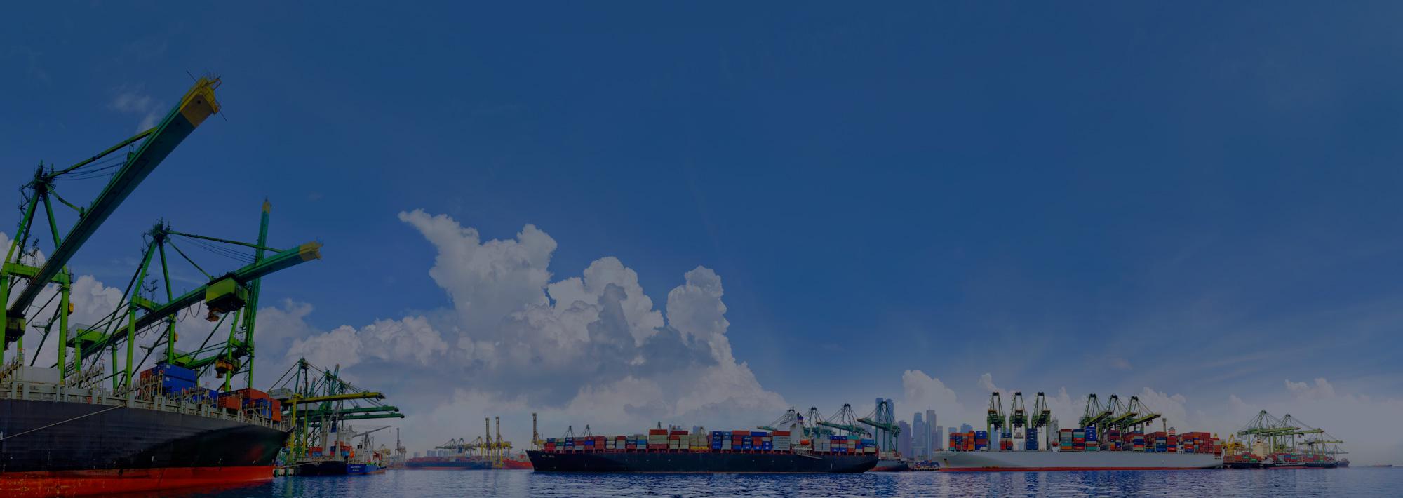 Singapore Maritime Data Hub banner